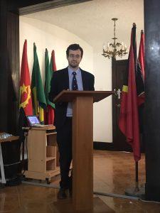 Apresentação do Prof. Dr. Danilo Marcondes